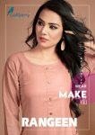 Gallberry Rangeen colorful collection of Kurties