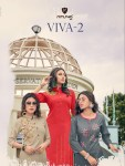 Nitisha nx viva vol 2 casual wear kurties online supplier