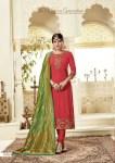 Sarvada Creation gaama Premium collection of Salwar suit