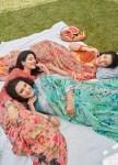 Shangrila kanchana cotton vol 20 linen cotton digital printed Sarees collection