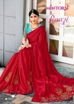 Varsiddhi mintorsi raazi designer festive wear sarees collection at wholesale rate