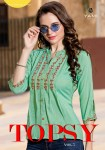 Yami Fashion Topsy vol 7 fancy collections of short tops