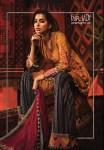 fair lady maria b m prints pashmina innovative style salwar suit catalog