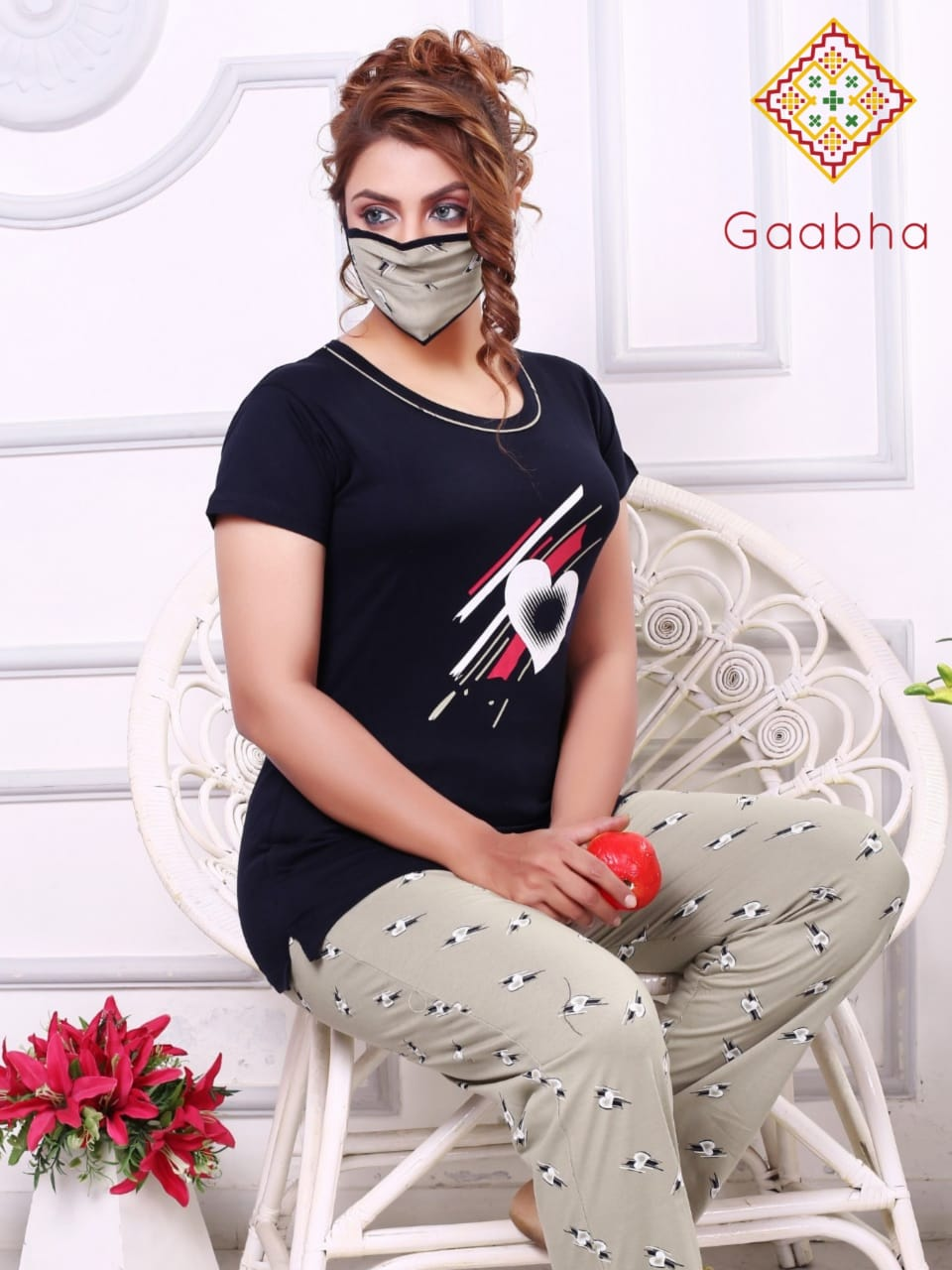 GAABHA - NIGHTSUIT WITH MASK VOL 5