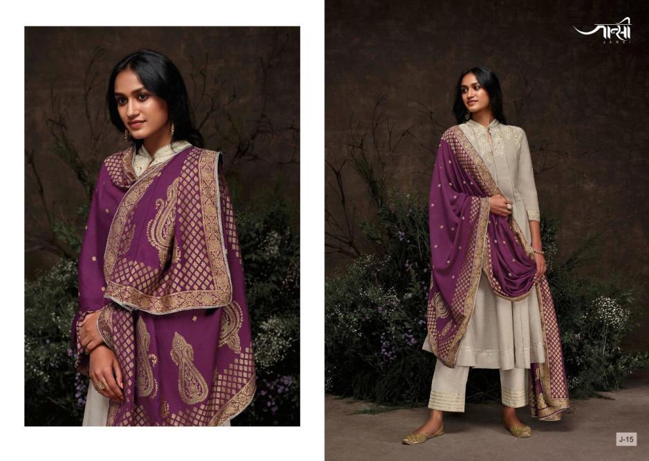 Jansi noora silk beautiful fancy party wear gowns wholesaler