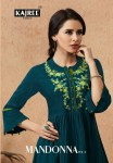 Kalaroop mandona Vol-3 gorgeous stylish look Kurties in wholesale prices