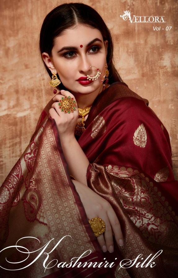 Kesari exports vellora vol 7 innovative style attractive and beautifull Sarees