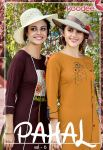Koodee Pahal vol 6 classic and modern Trendy fits Kurties