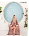 Labbaik Asifa Nabeel cotton exclusive print salwar suit catalog