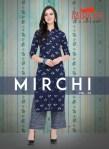 mirchi fashion mirchi vol-3 elagant and stylish look beautifully designed kurties