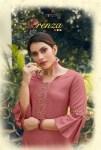 Nitisha Nx brenza gorgeous stylish look attractive designed Kurties