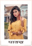 Nitisha nx payas classy catchy look Kurti tops in wholesale prices