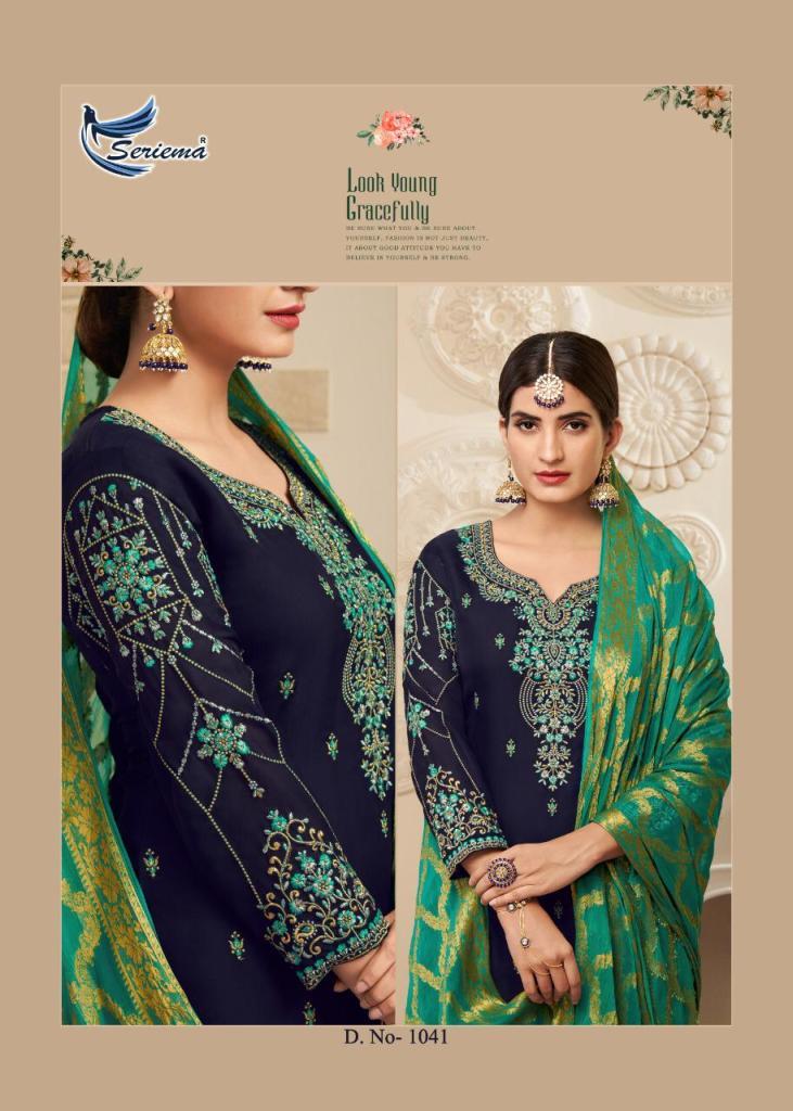 seriema gulfaam astonishing style beautifully designed kurties