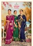 shakunt paridhan silk astonishing sarees catalog