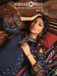 shree fab maria b m print winter collection vol 02 pashmina regal look  salwar suit catalog