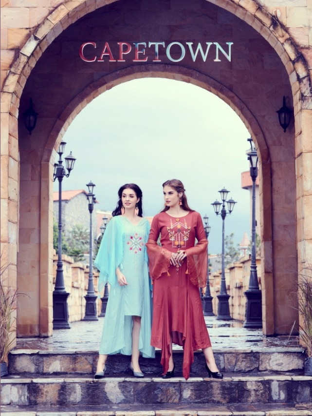 sinzara cape town attractive and stylish classy catchy look kurties