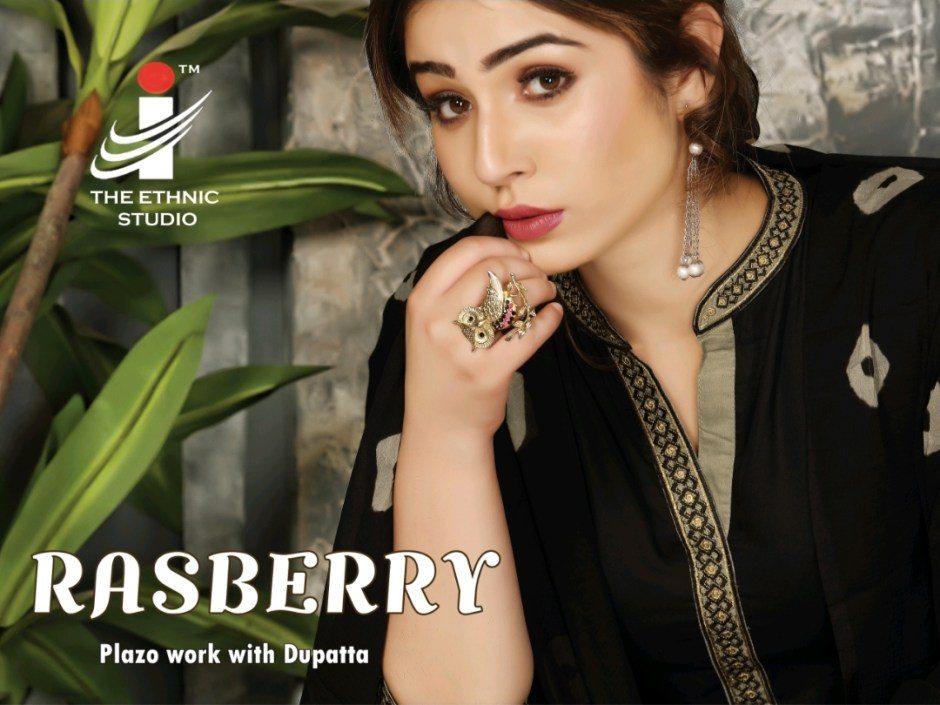 The ethic studio rasberry Classy catchy look beautiful Kurties in wholesale prices
