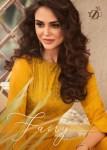 tzu fairy silk innovative style kurti with plazzo catalog