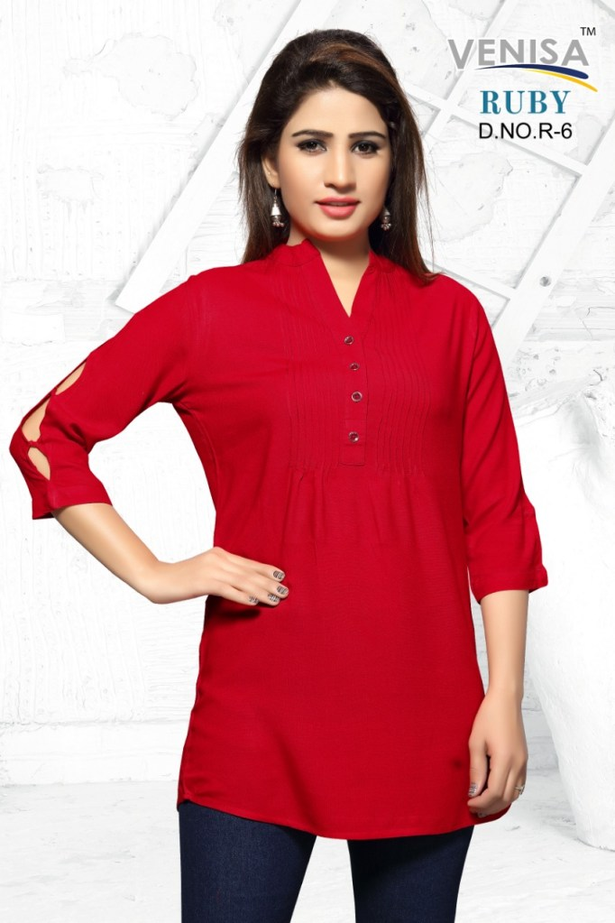 Venisa Ruby classy catchy look attractive designed gowns