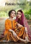Zulfat Designer Suits patiala beats pashmina attractive colours salwar suit catalog