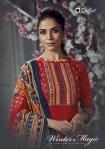 Zulfat Designer Suits winter magic vol 3 pashmina casula wear Dupatta Pure Pashmina spun salwar suit catalog