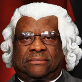 The Self-Incarceration of Clarence Thomas