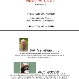 Mad Blood Presents Reboot Begins on Friday!