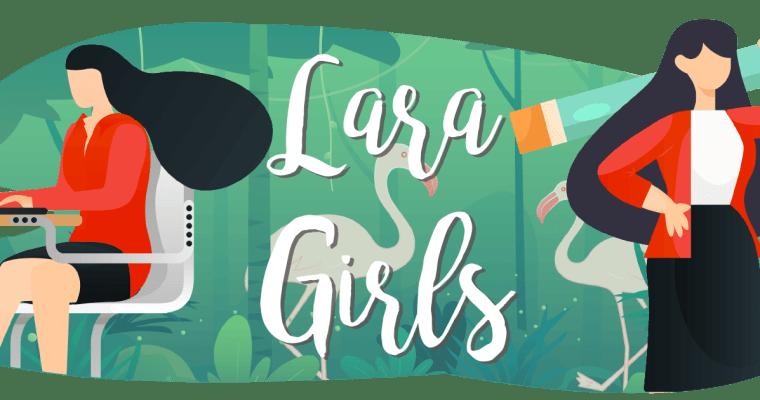 LaraGirls女性友善的程式學習社群