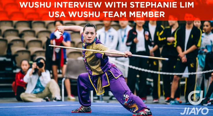 Wushu Interview with Stephanie Lim, USA Wushu Team Member