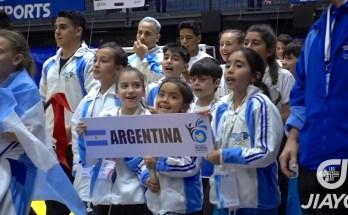 2018 Pan-Am Wushu Championship Opening Ceremony