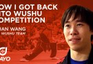 Interview with Brian Wang - USA Wushu Team