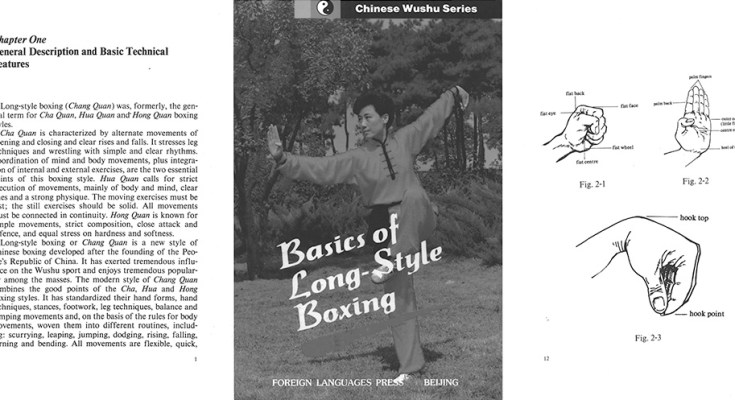 Basics of Long Style Boxing by Huikun Cheng
