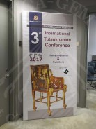 Third Tutankhamen's conference