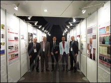A group photo of the GEM-CC members who participated in ICOM-CC