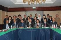 Group photo of JCC participant