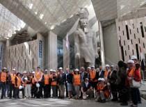 زيارة المتحف المصري الكبير