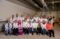 GEM-JC Project Textile Conservation Team