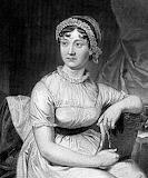 Jane Austen Portrait - online jigsaw puzzle - 42 pieces