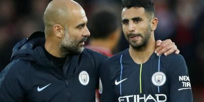 Guardiola amuomba radhi Mahrez