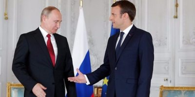 Putin na Macron