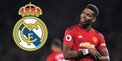 Real Madrid wakomaa na Pogba
