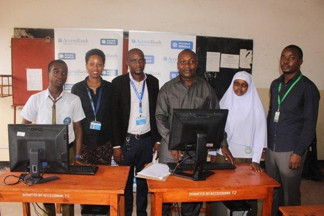 Access Bank Tanzania donates