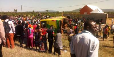 Five dead, several injured in Geita road crash
