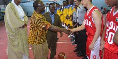 Mwakyembe graces FIBA Zone 5 Championship
