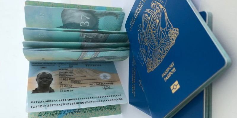Keep those electronic passports safe, Tanzanians urged