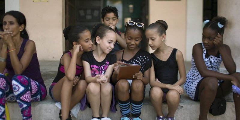 Are Tanzanian children safe online