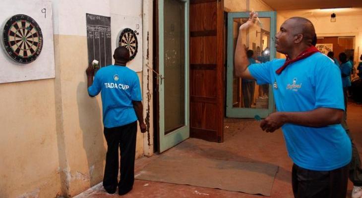 Kenya, Uganda sparkle in Darts challenge held in Arusha