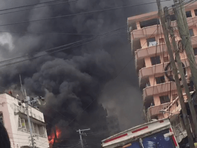 Aggrey Street fire an illustration of PPP