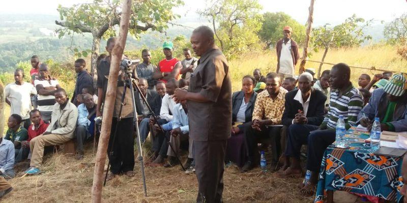 Missenyi District for self-driven development initiatives