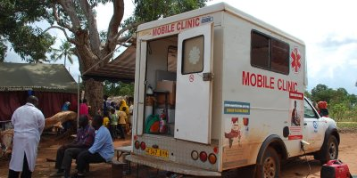 Mobile clinic offers hope to Dodoma residents